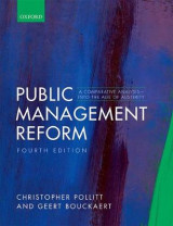 Omslag - Public Management Reform
