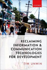 Omslag - Reclaiming Information and Communication Technologies for Development