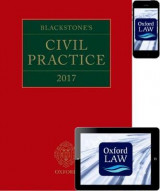Omslag - Blackstone's Civil Practice 2017