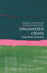 Omslag - Organized Crime: A Very Short Introduction