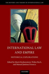Omslag - International Law and Empire