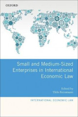 Omslag - Small and Medium-Sized Enterprises in International Economic Law