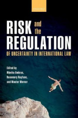 Omslag - Risk and the Regulation of Uncertainty in International Law