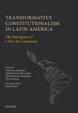 Omslag - Transformative Constitutionalism in Latin America