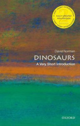 Omslag - Dinosaurs: A Very Short Introduction