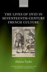Omslag - The Lives of Ovid in Seventeenth-Century French Culture