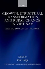 Omslag - Growth, Structural Transformation, and Rural Change in Viet Nam