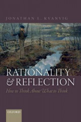 Omslag - Rationality and Reflection