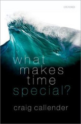 Omslag - What Makes Time Special?