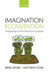 Omslag - Imagination and Convention