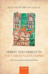 Omslag - Heresy and Dissent in the Carolingian Empire