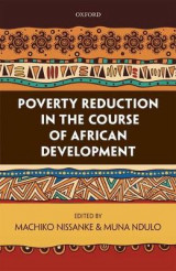 Omslag - Poverty Reduction in the Course of African Development