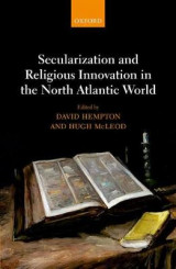 Omslag - Secularization and Religious Innovation in the North Atlantic World