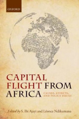 Omslag - Capital Flight from Africa