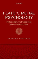 Omslag - Plato's Moral Psychology