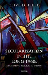 Omslag - Secularization in the Long 1960s