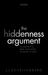 Omslag - The Hiddenness Argument
