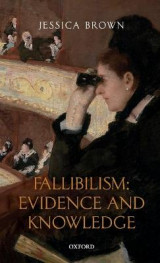 Omslag - Fallibilism: Evidence and Knowledge