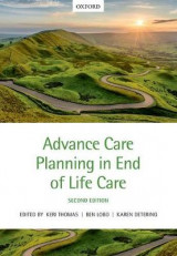 Omslag - Advance Care Planning in End of Life Care
