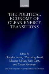 Omslag - The Political Economy of Clean Energy Transitions