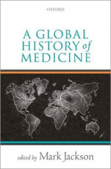 Omslag - A Global History of Medicine