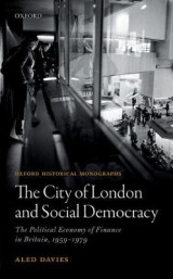Omslag - The City of London and Social Democracy