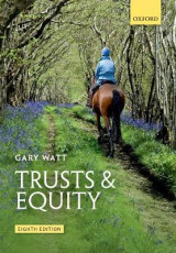 Omslag - Trusts & Equity
