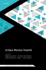 Omslag - Urban Mental Health (Oxford Cultural Psychiatry series)