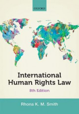 Omslag - International Human Rights Law
