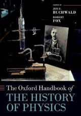 Omslag - The Oxford Handbook of the History of Physics