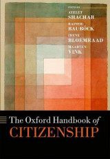 Omslag - The Oxford Handbook of Citizenship