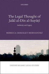 Omslag - The Legal Thought of Jalal al-Din al-Suyuti