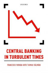 Omslag - Central Banking in Turbulent Times