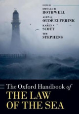Omslag - The Oxford Handbook of the Law of the Sea