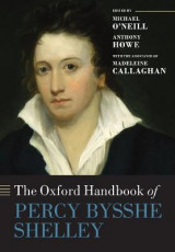Omslag - The Oxford Handbook of Percy Bysshe Shelley