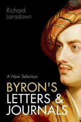 Omslag - Byron's Letters and Journals