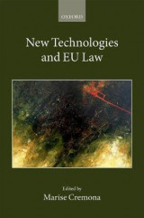 Omslag - New Technologies and EU Law
