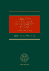 Omslag - The Law of Private Investment Funds