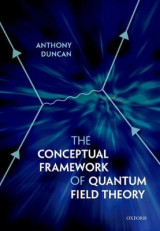 Omslag - The Conceptual Framework of Quantum Field Theory