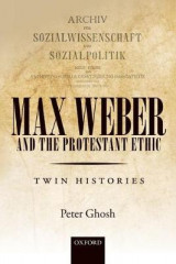 Omslag - Max Weber and 'The Protestant Ethic'