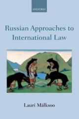 Omslag - Russian Approaches to International Law