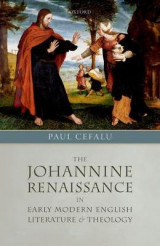 Omslag - The Johannine Renaissance in Early Modern English Literature and Theology
