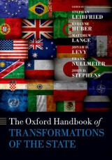 Omslag - The Oxford Handbook of Transformations of the State