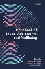Omslag - Handbook of Music, Adolescents, and Wellbeing