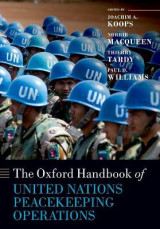 Omslag - The Oxford Handbook of United Nations Peacekeeping Operations