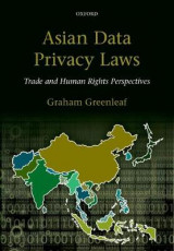 Omslag - Asian Data Privacy Laws