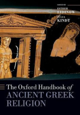 Omslag - The Oxford Handbook of Ancient Greek Religion