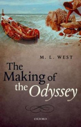 Omslag - The Making of the Odyssey
