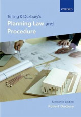 Omslag - Telling & Duxbury's Planning Law and Procedure