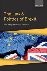 Omslag - The Law & Politics of Brexit